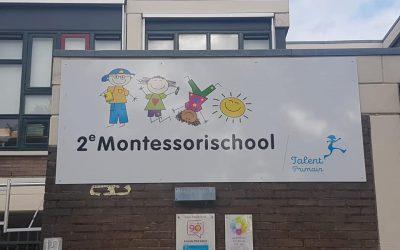 Een goed gestructureerde en uitdagende Montessorischool!