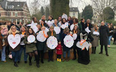 Team Koningin Emmaschool verrast door ouders